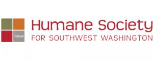 Humane Society for Southwest Washington Logo